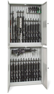 stackable weapons cabinet